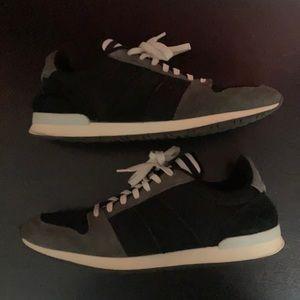 Men's Ami Sneakers Black